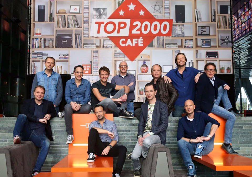 Café Top 2000 studio styling