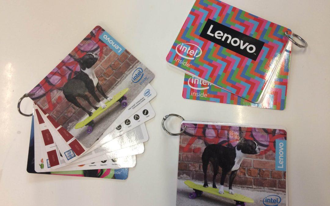 Lenovo eigenzinnige battlecards
