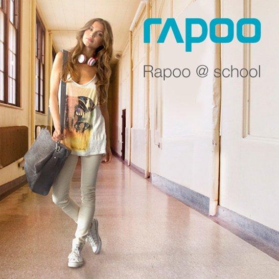 Facebook content voor Rapoo USA