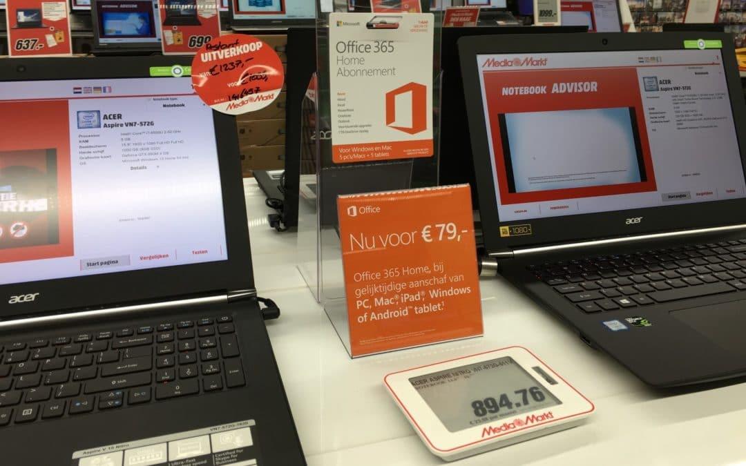 Office 365 maakt je aankoop compleet