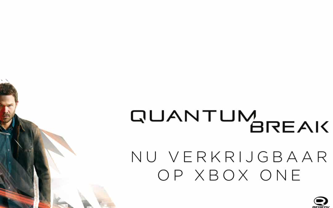 Quantum Break @ Xbox roltrap Media Markt