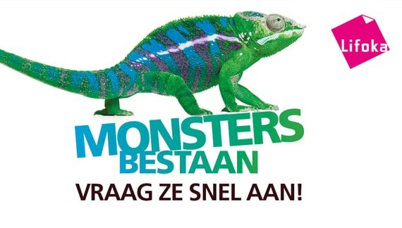 Monsters bestaan
