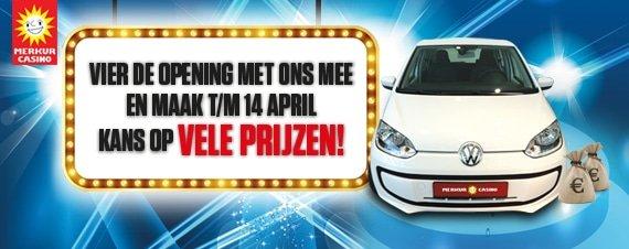 Merkur Casino Aalsmeer is open