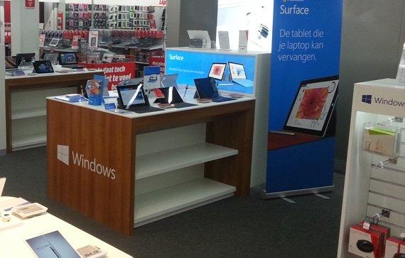 Windows experience