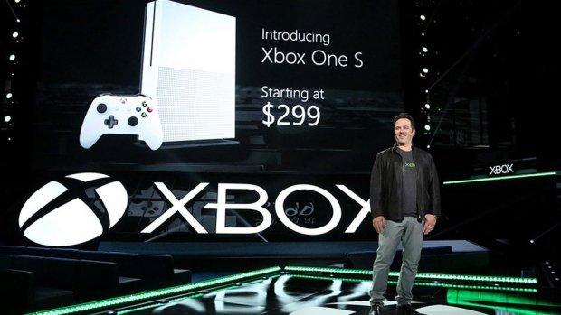 Xbox One S: de nieuwe slanke versie!