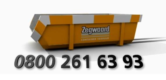 Zegwaard Container Verhuur TV spot