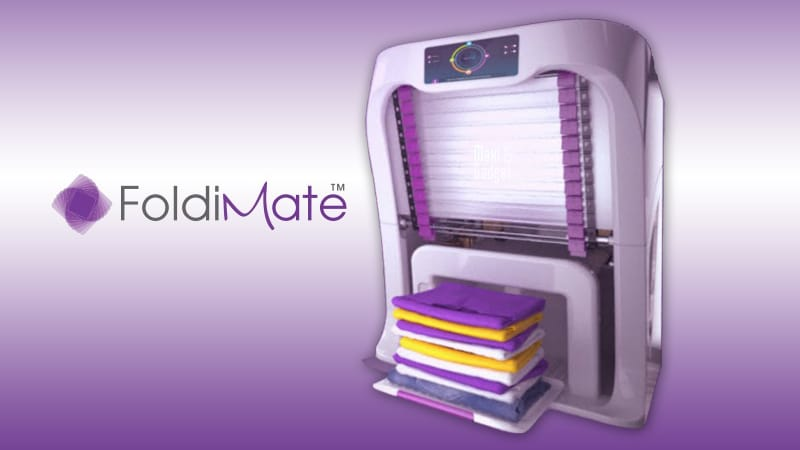 Foldimate – our new best friend!