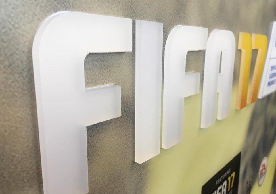 FIFA17 knalt weer goed!