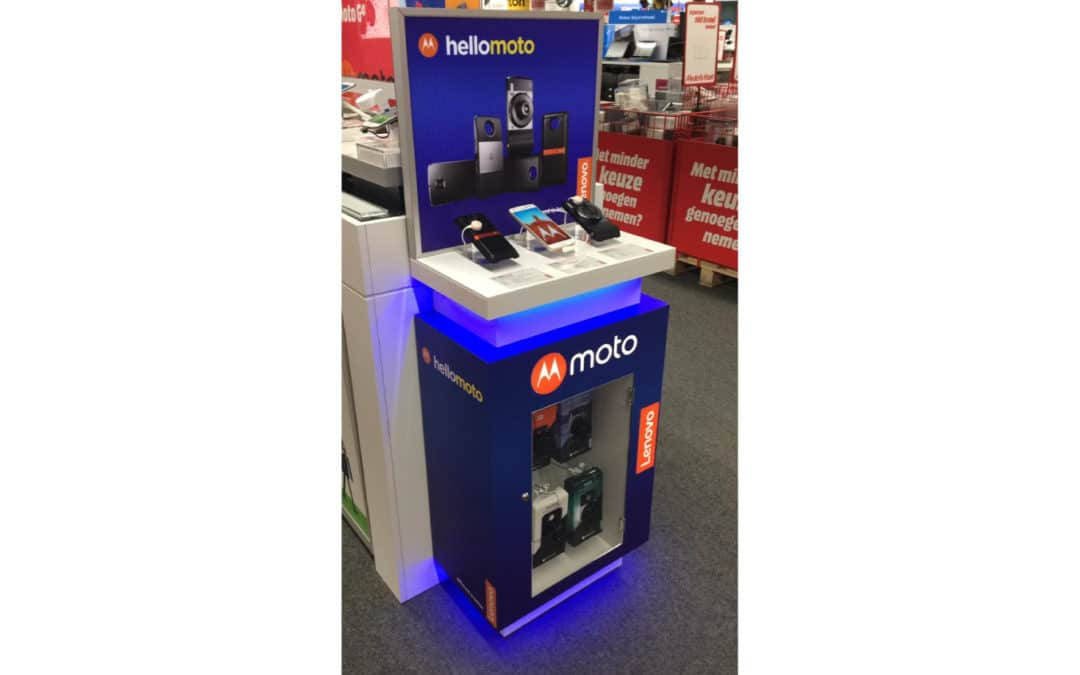 Lenovo Moto display