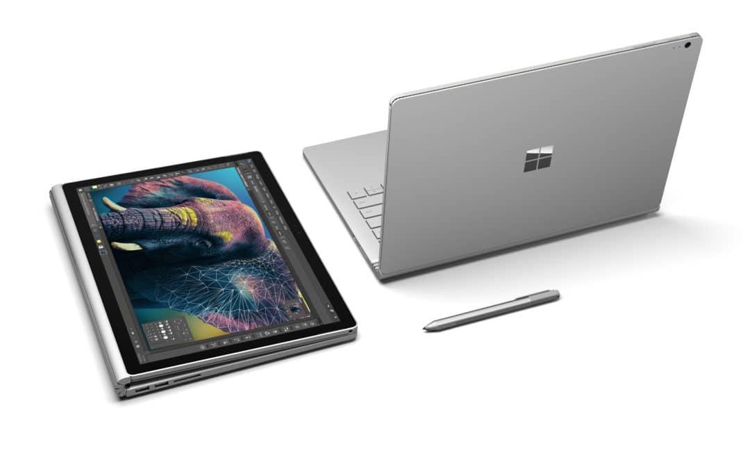Nieuw lid in de Surface Family: de Surface Book