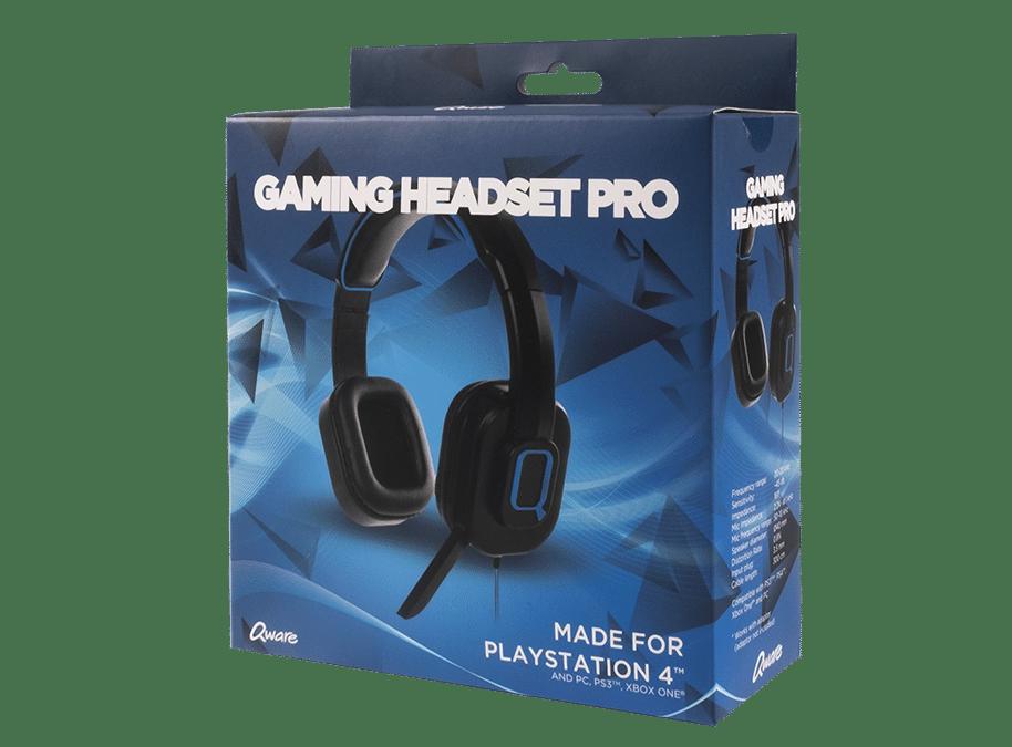 KAN gamen 2.0 – Qware headset pro