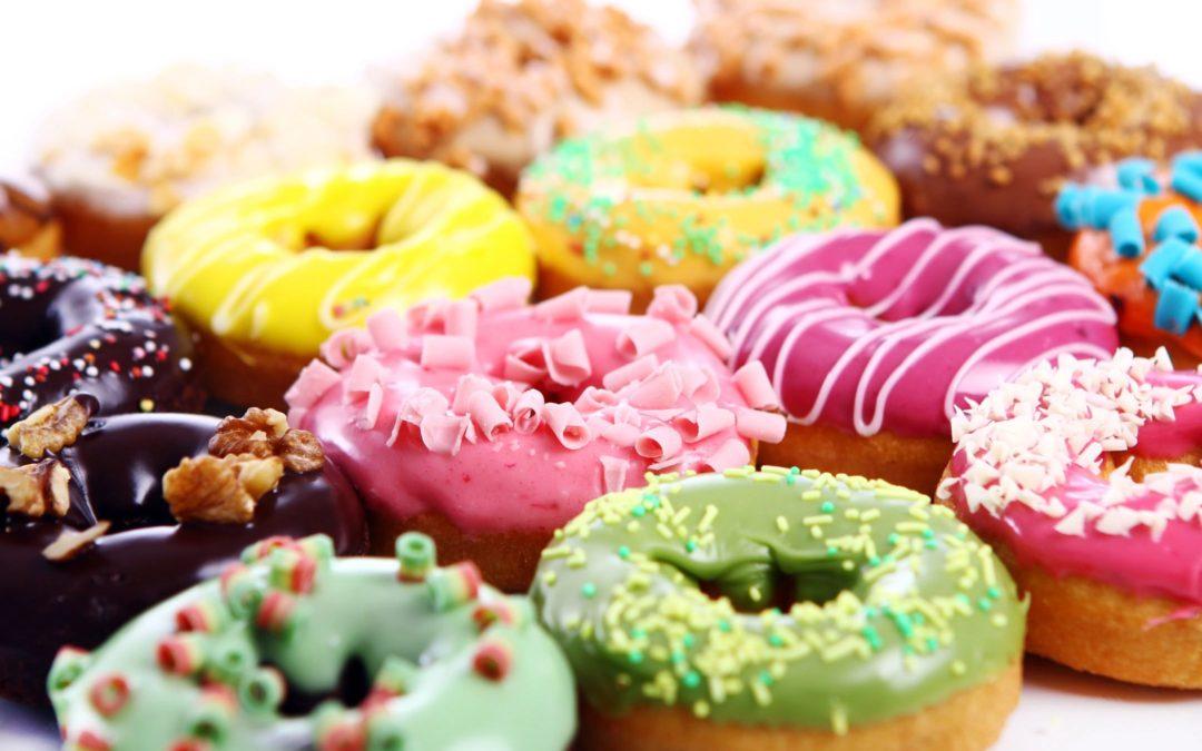 Dunkin' Donuts shoppen @ Media Markt
