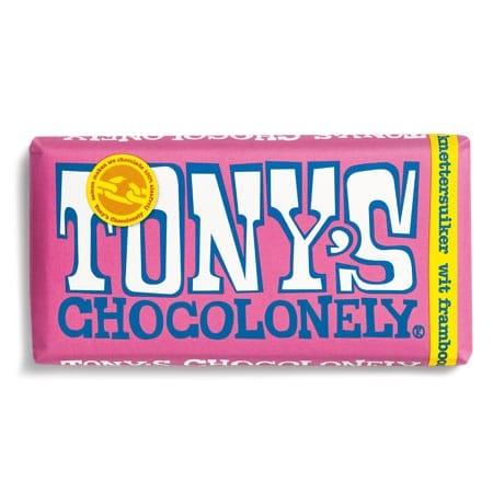 Tony's nieuwe KANtoor favoriet – framboos-knettersuiker