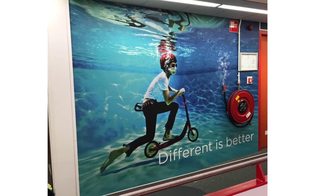 Lenovo springt in het oog in Media Markt Rotterdam