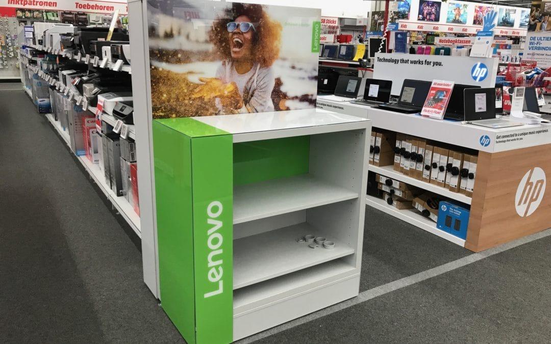 Lenovo in Media Markt België