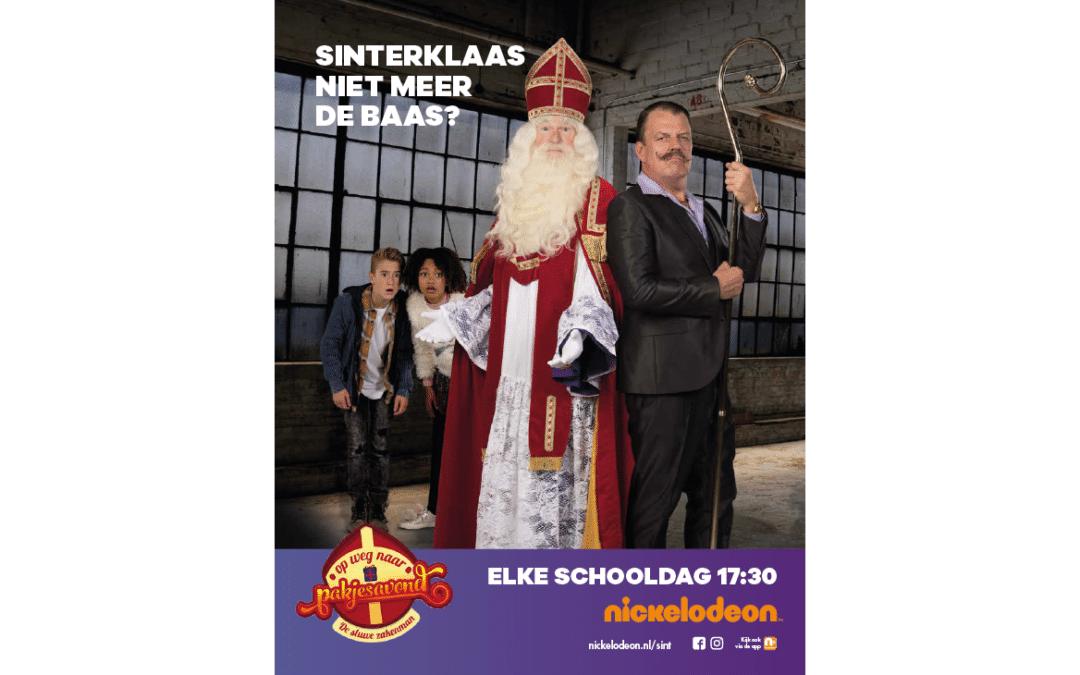 Sinterklaas campagne – Nickelodeon