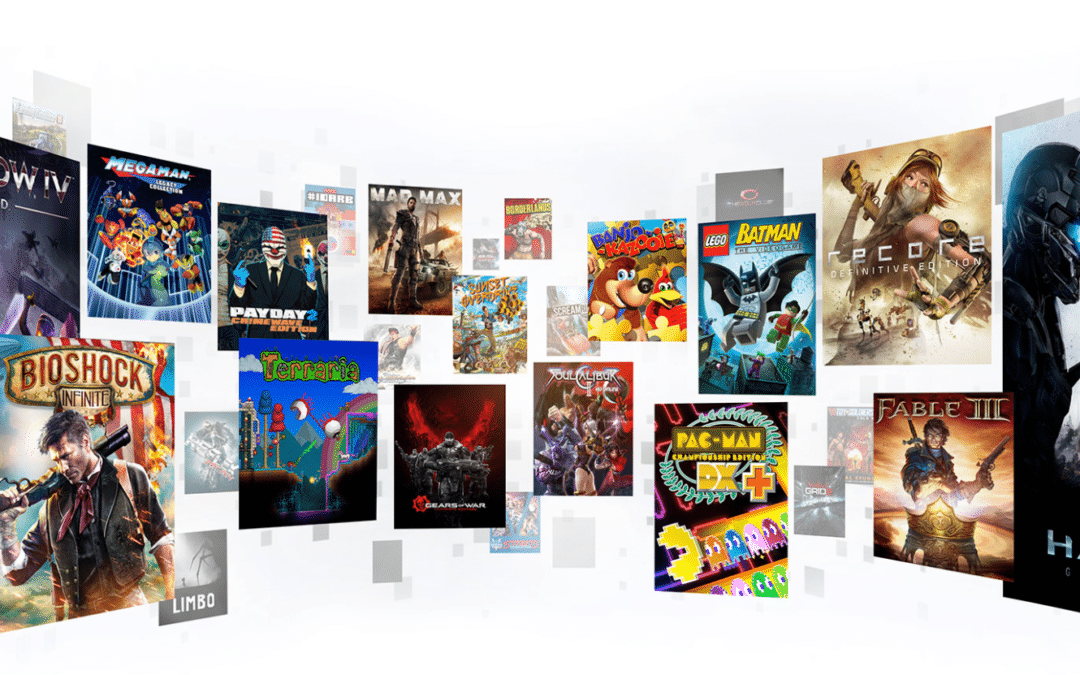Xbox Game Pass heeft nu ook nieuwe Microsoft-games direct beschikbaar