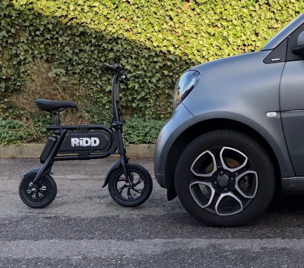 electric wheels RiDD