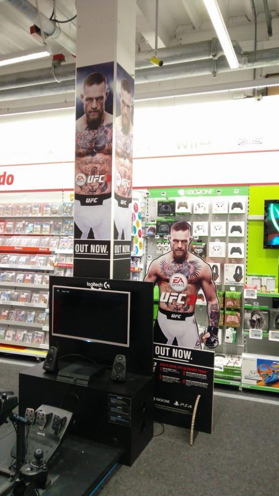 EA Games UFC3