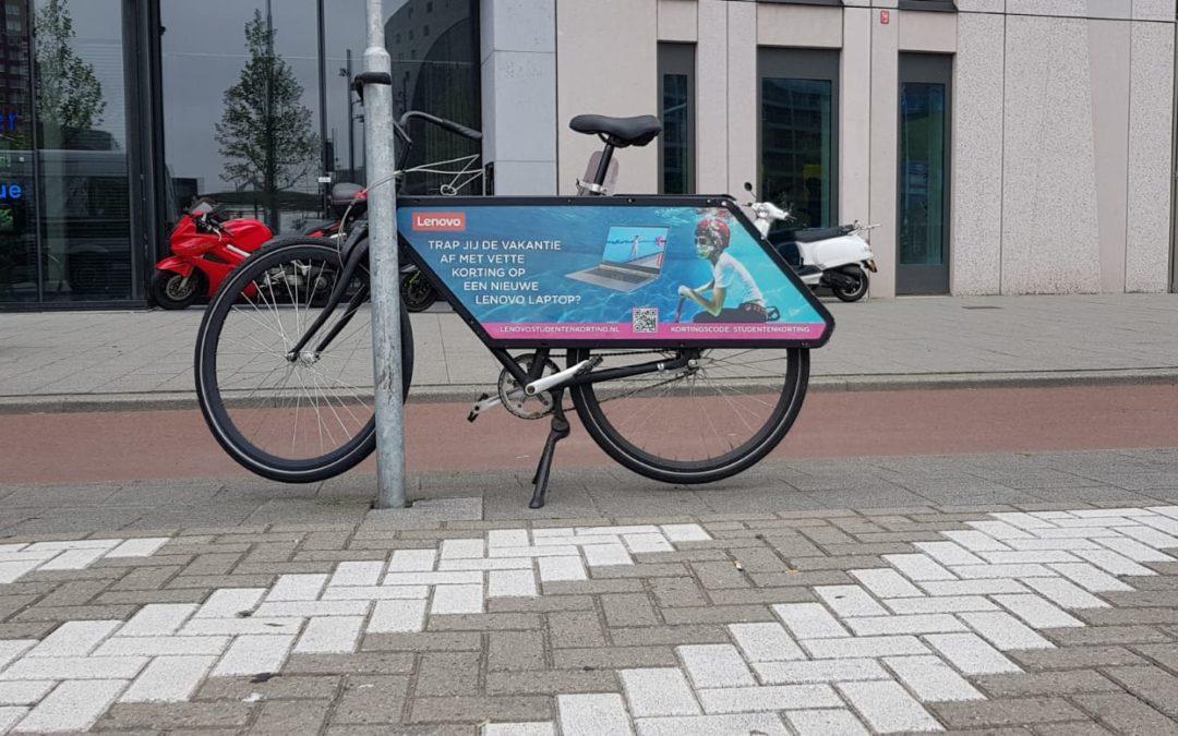 De Lenovo fiets: korting op je Lenovo!