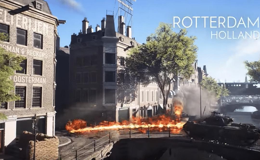 Battlefield V – bekende plekken