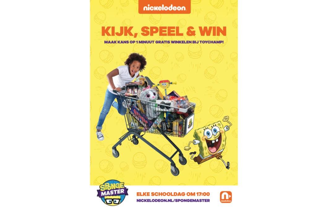 Nickelodeon SpongeMaster OOH