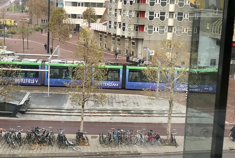 Battlefield V tram
