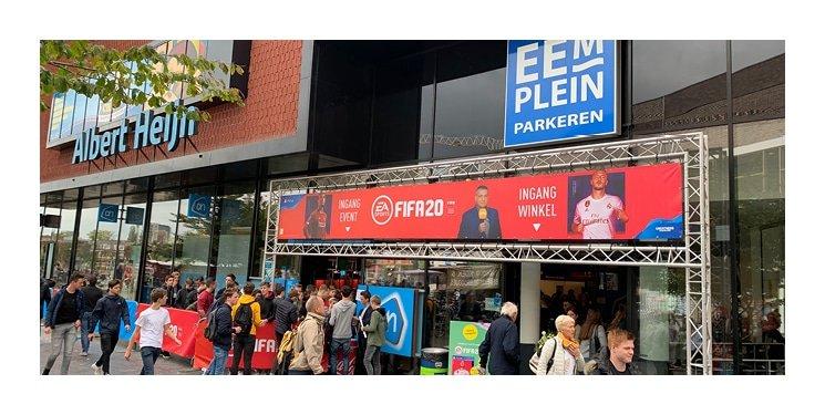 FIFA20, weer een topper!!!