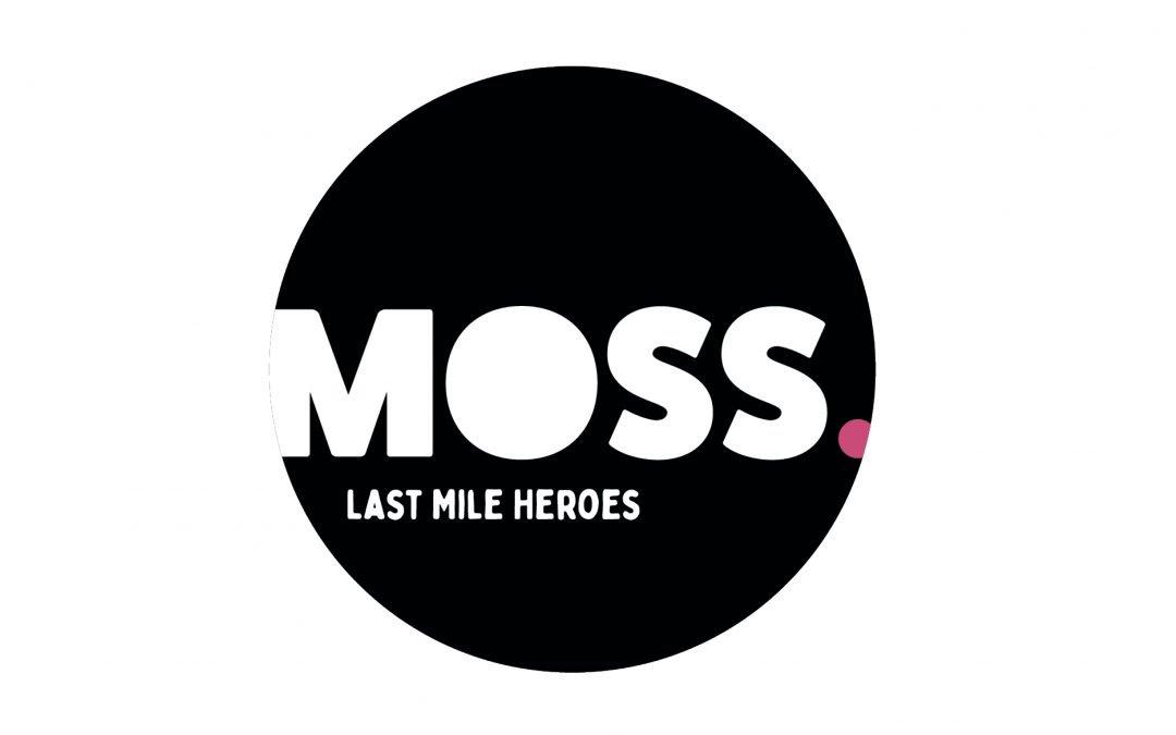 Huisstijl voor Moss, Last Mile Heroes