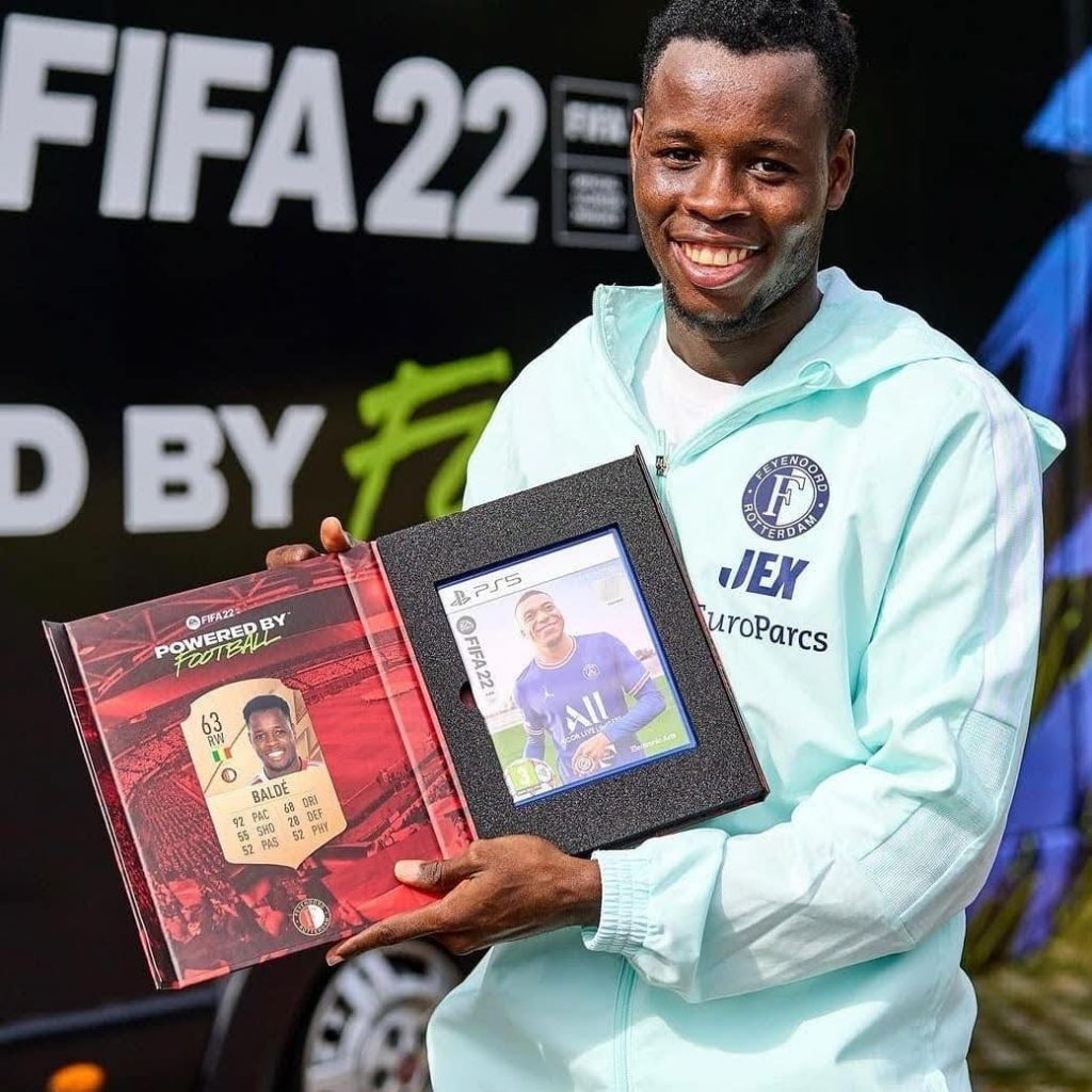 FIFA 22 special edition box made by KAN creëren